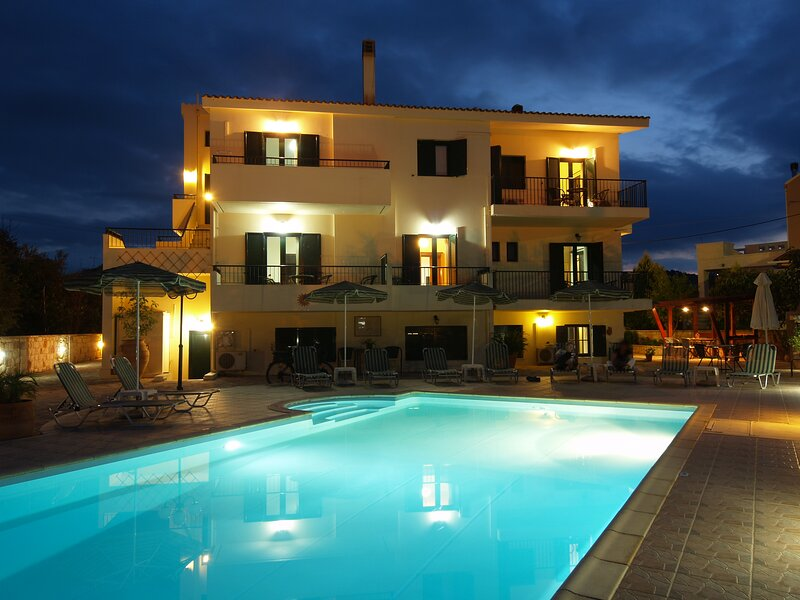 Blazis House - Apartment 6, holiday rental in Aspro
