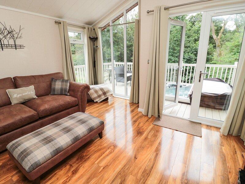 Number 43 Burnside Lodge, Felton, aluguéis de temporada em Felton