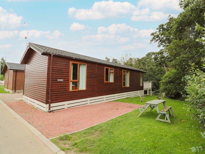 Number 43 Burnside Lodge, Felton, vacation rental in Longhorsley