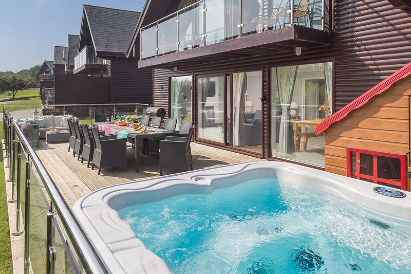 Lodge 27, Retallack Resort & Spa, holiday rental in Talskiddy