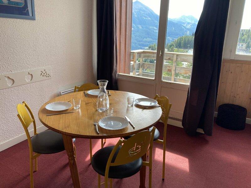 Maxi studio pour 4 pers. au centre de la station à Orcières Merlette - Alpes du, location de vacances à Orcières