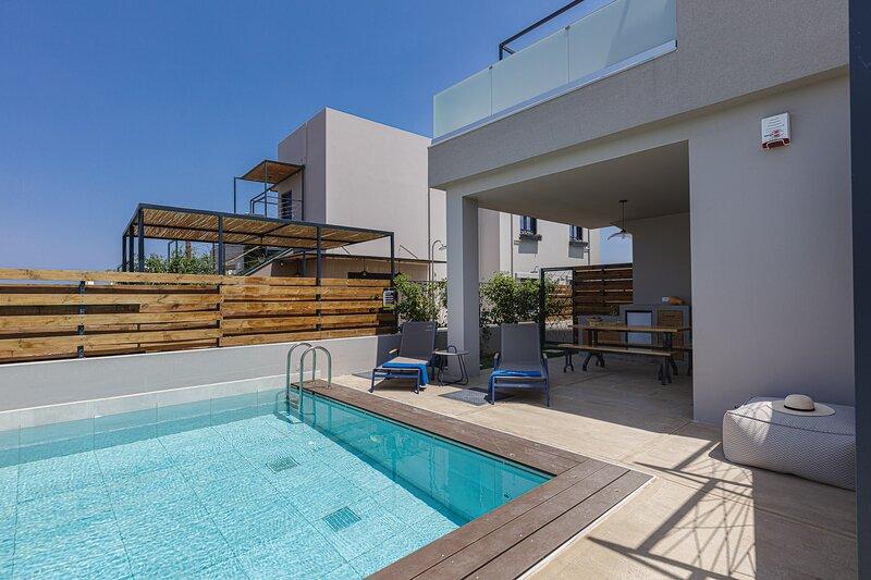 Iron Oniros Home, the art of living!, location de vacances à Sfakaki