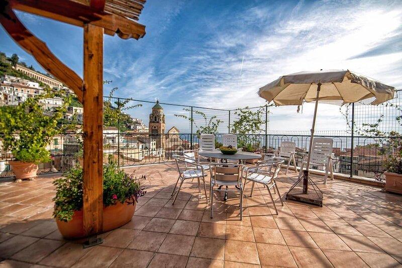 Marinella apartment, holiday rental in Amalfi