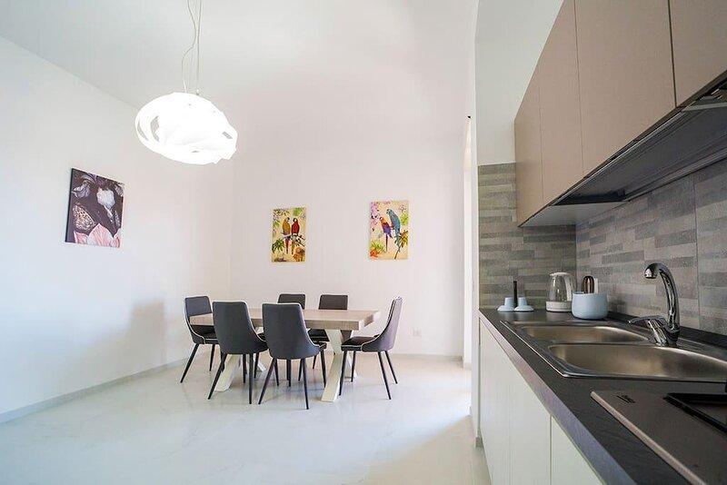 Clara apartment - Ercolano, Napoli - 6 – semesterbostad i Ercolano