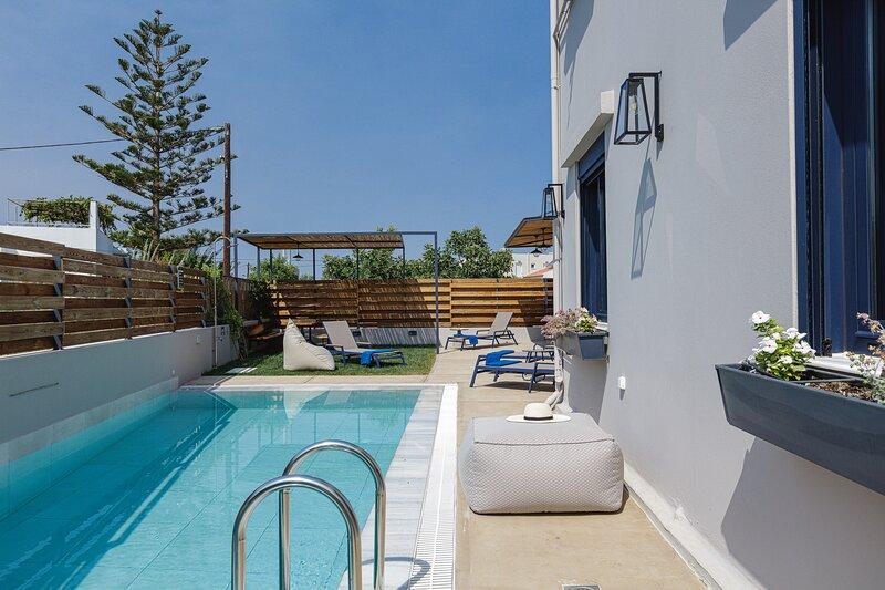 Iron Nefeli Home, the art of living!, location de vacances à Sfakaki