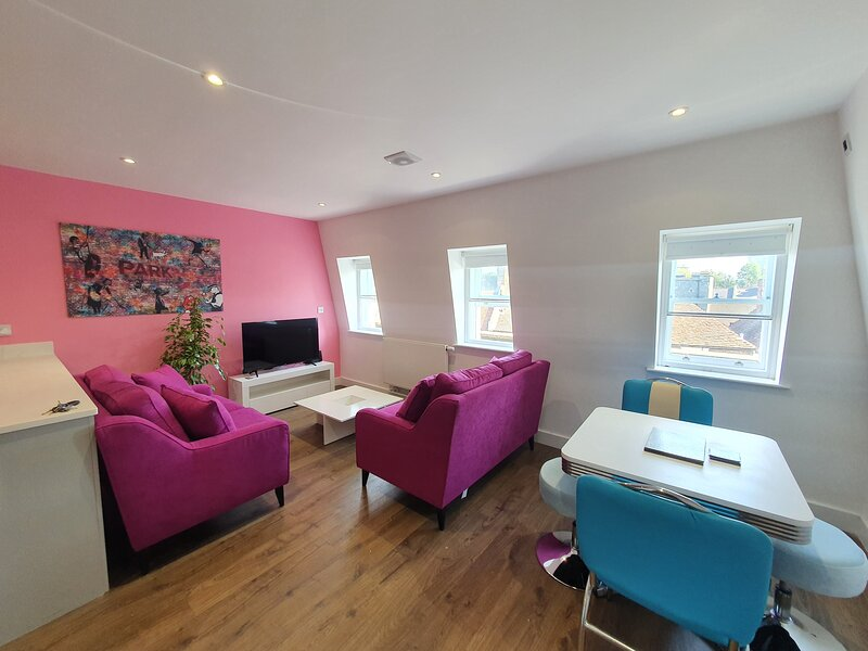 Super Penthouse Apartment in the City Centre, vacation rental in Blean