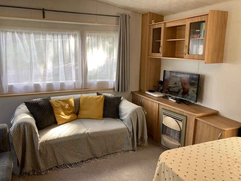 Little Wood at Beauport Holiday Park, Hastings, casa vacanza a Westfield
