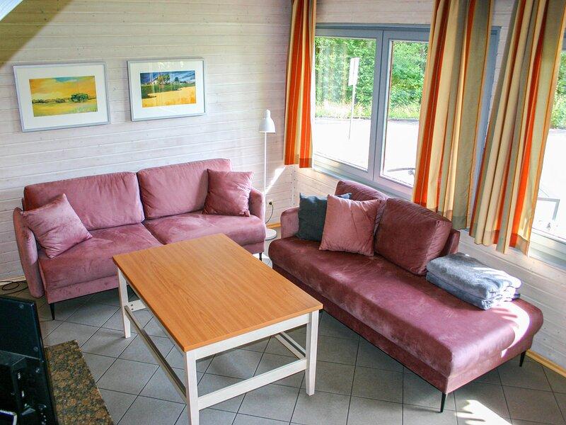 Seepark Kirchheim, holiday rental in Schlitz