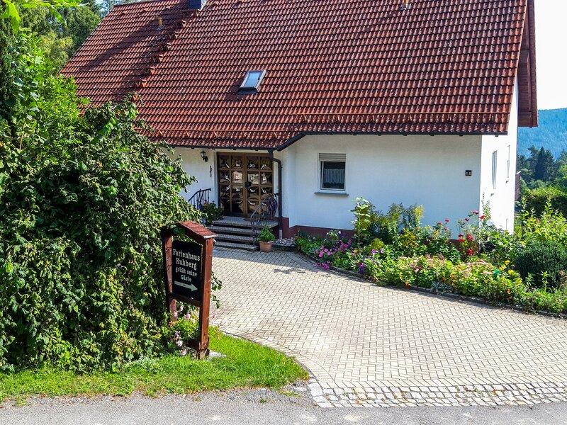 Ferienhof Kuhberg, holiday rental in Weissenbrunn