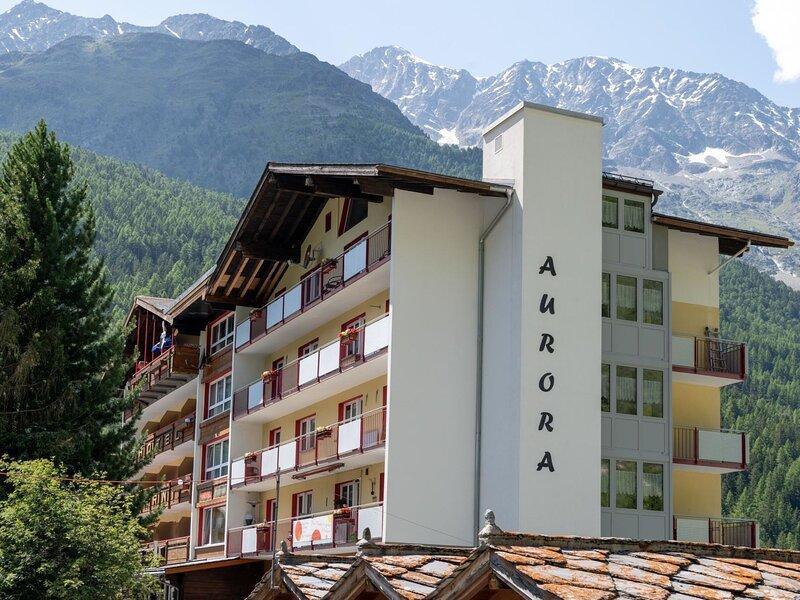 Aurora, holiday rental in Saas-Grund