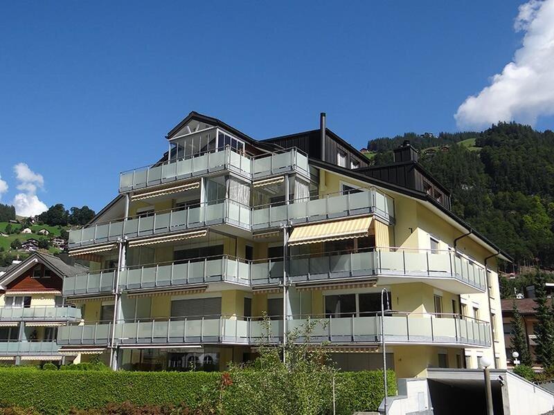 Bellevue-Park B 155, holiday rental in Engelberg