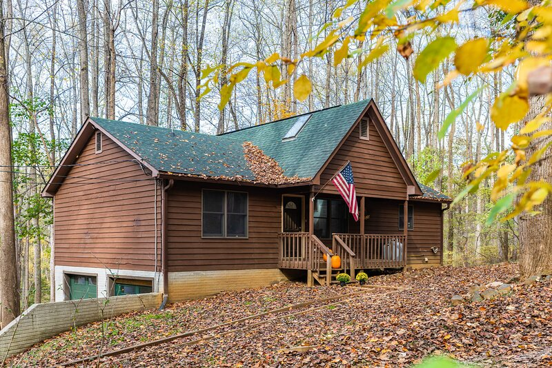 Harpers Ferry Cabin w Deck/Grill, Game Room, WiFi!, casa vacanza a Leesburg