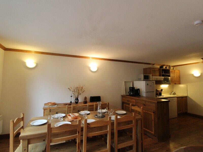 CLOS18 Appartement spacieux pour 8 personnes, casa vacanza a Bramans