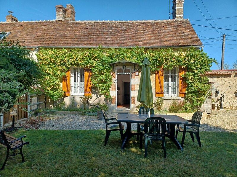 Gîte de la Sablonnière, casa vacanza a Chatillon-Coligny