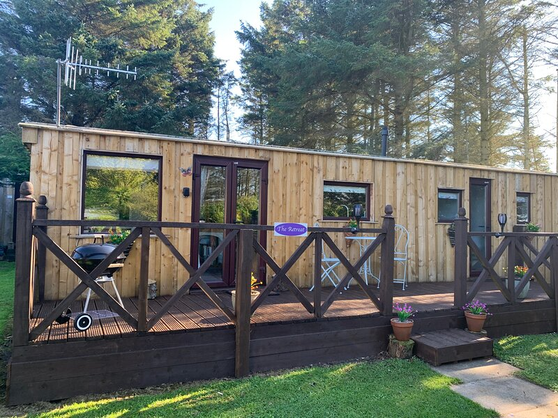 The Retreat , cosy place just for 2, Adults only, holiday rental in Auckengill