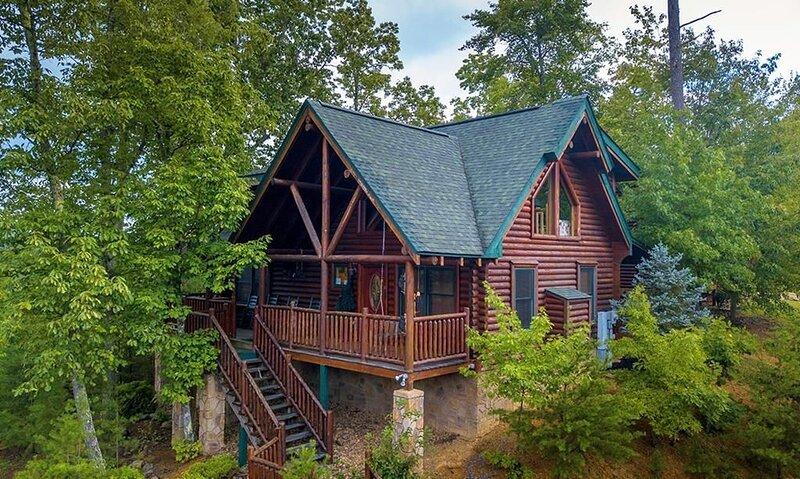 A Cozy Retreat, location de vacances à Pigeon Forge