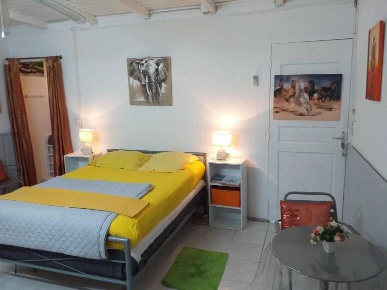 Beautiful house with garden & Wifi, alquiler de vacaciones en Les Abymes