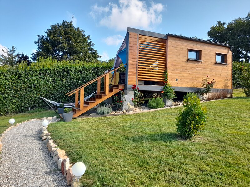 Vue panoramique, holiday rental in Bonnefamille