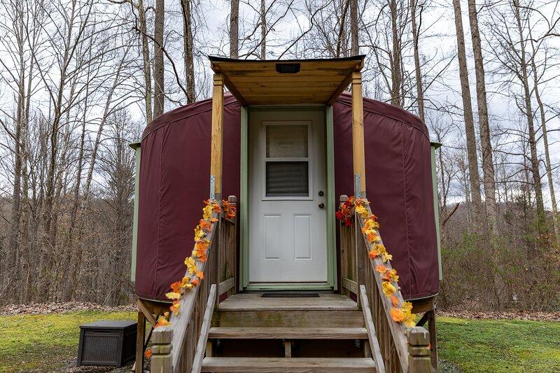 Magical Escape Into The Woods, location de vacances à Fontana Dam