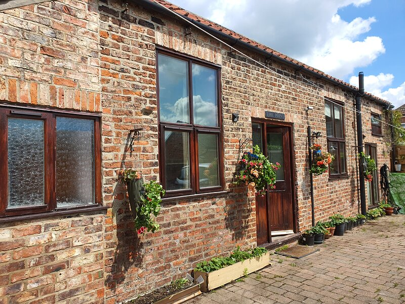 Entire Cottage, in private quiet location, sleeps 2 to 5, alquiler vacacional en Great Ouseburn