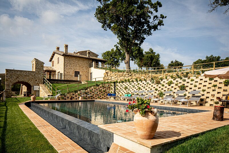 Casale Ermelinda, location de vacances à Serravalle di Chienti
