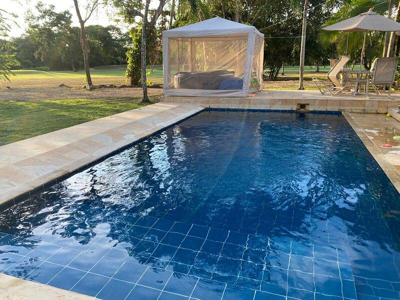 Beautifull Villa in a exclusive private club, alquiler vacacional en Ricaurte