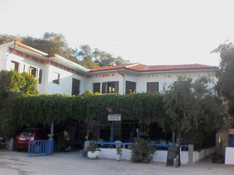 Ευθύμιος Κωνσταντίνα Γουργουλιάννης rooms to let Kottes, location de vacances à Istiaia