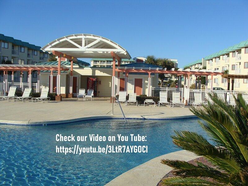 Gulf Shores Plantation, directly on beach, golf, tennis, indoor pool, sleeps 6, alquiler de vacaciones en Gulf Shores