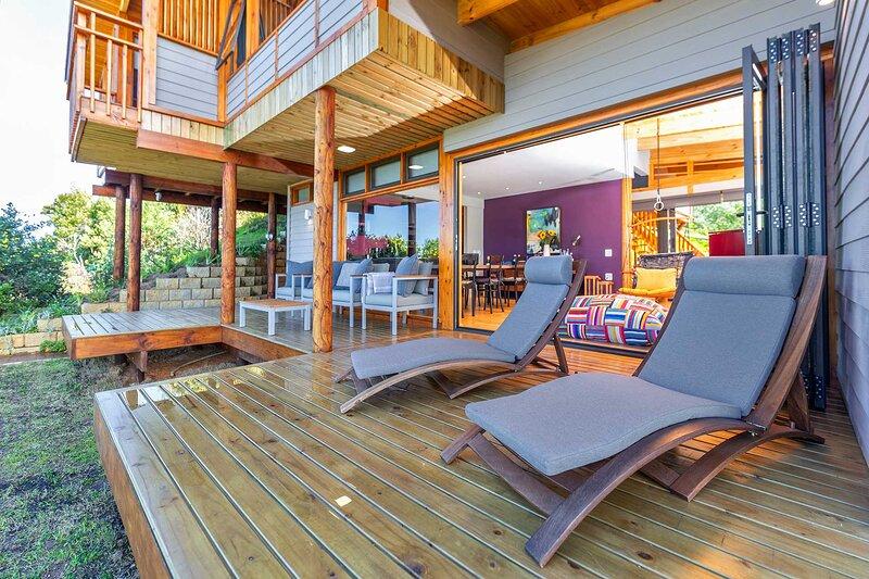 Maison Mahogany - Haus mit grandiosem Lagunenblick, holiday rental in Brenton-on-Sea