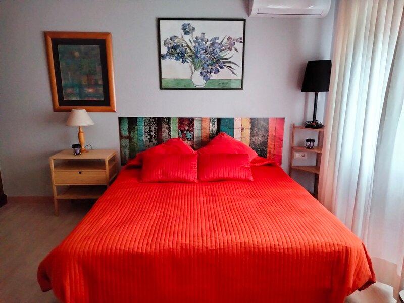 Remanso de Paz - Green&Pet Friendly - Pontevedra, holiday rental in Anceu