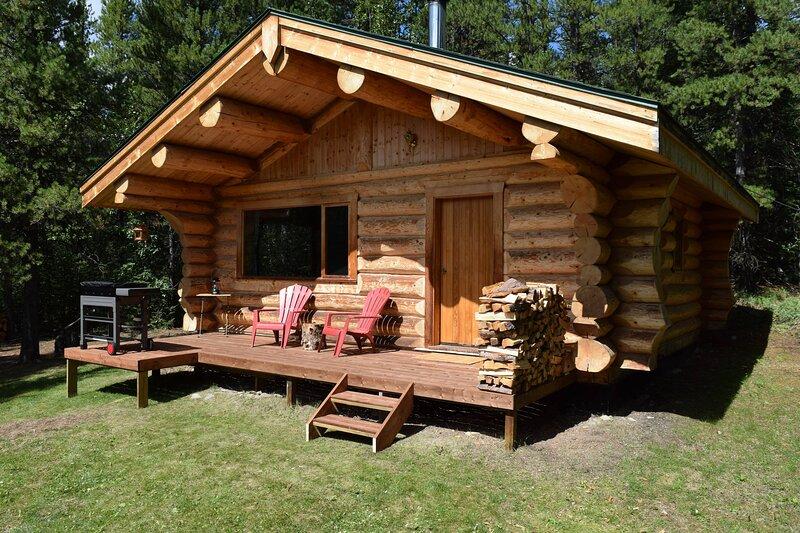 Rocky Mountain Escape Log Cabin Rentals, location de vacances à Parc national de Jasper