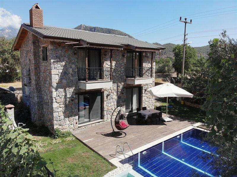 Exclusive villa kayakoy – semesterbostad i Kayakoy
