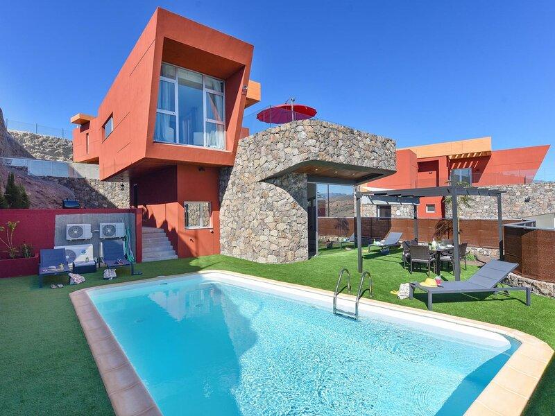 Villa Green 8, holiday rental in Cercados de Espinos