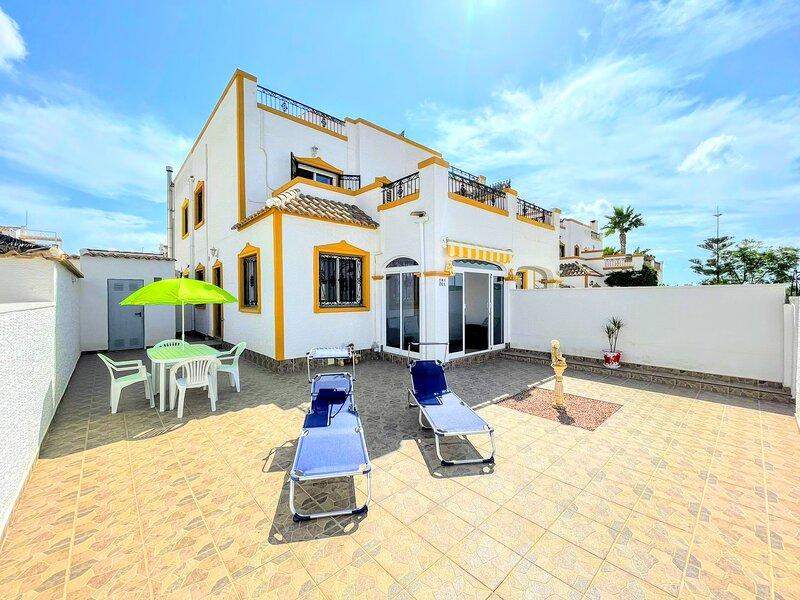 HAD Higueras Vistabella Golf Resort, holiday rental in Lo Rufete