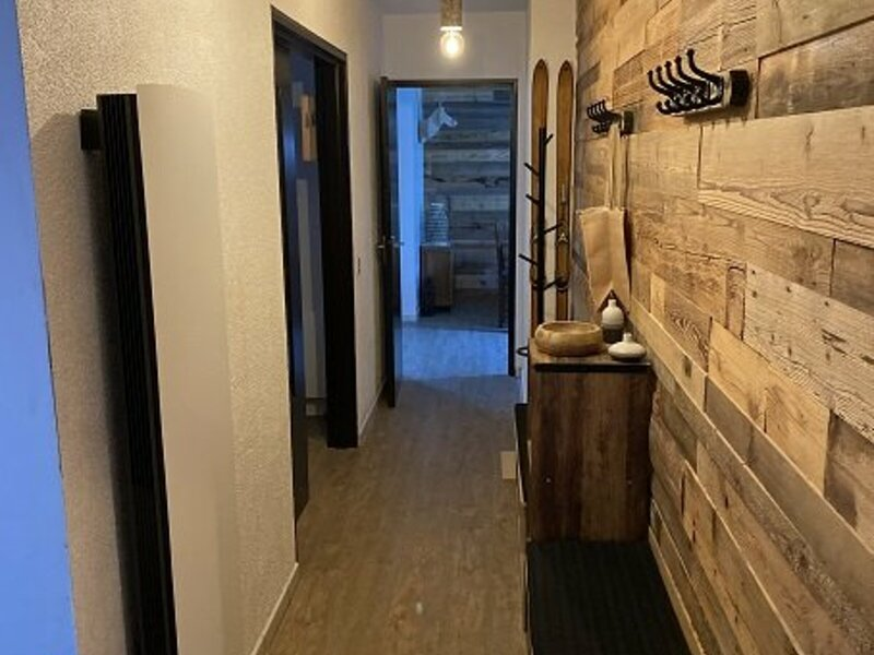 Appartement 8 personnes avec 2 chambres, résidence Les Myrtilles., aluguéis de temporada em Beost