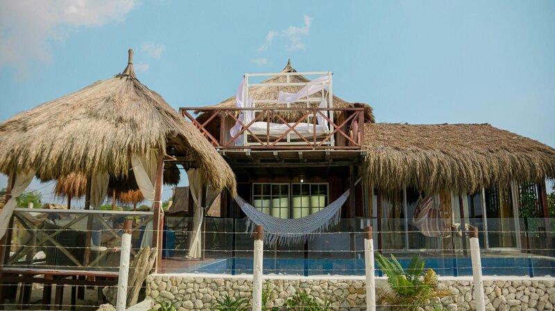 Cabin in Cartagena!, location de vacances à Isla Grande