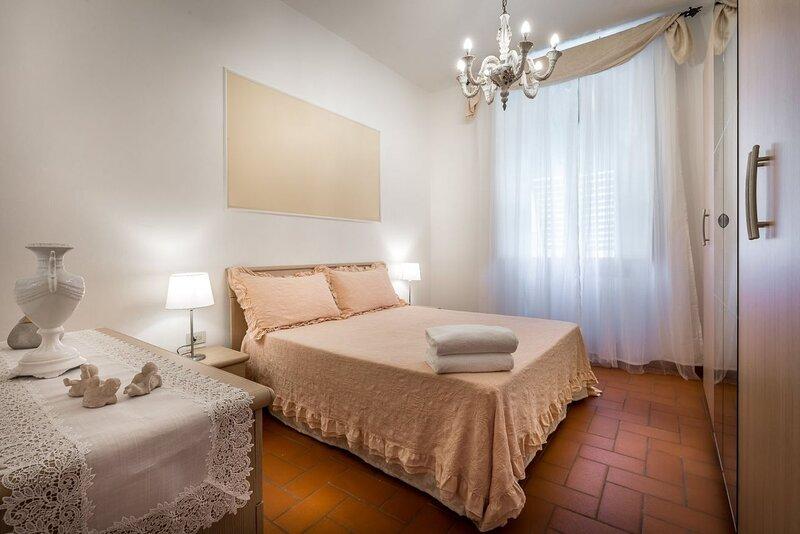 Classic Tuscany Apartment B, alquiler vacacional en Montanino
