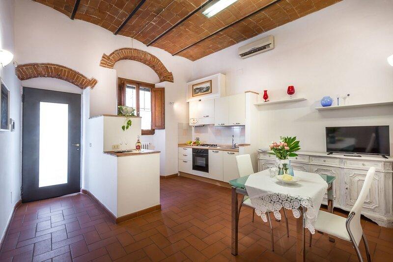 Pignone Apartment, alquiler vacacional en Montanino