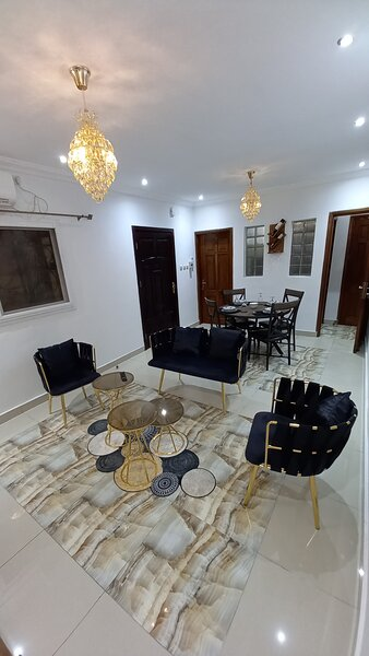 Clemy Appartement, holiday rental in Cuvette-Ouest Department