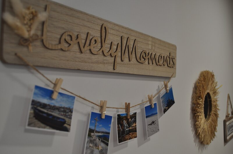 Apartamento LaMardeBien Fisterra Playa Langosteira, holiday rental in Cape Finisterre