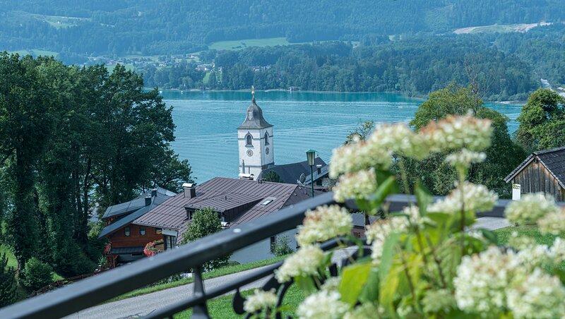 Schwanensee, holiday rental in Strobl