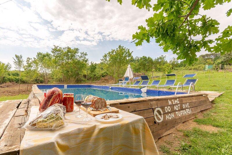 Podere Panugliole, location de vacances à Badia a Passignano