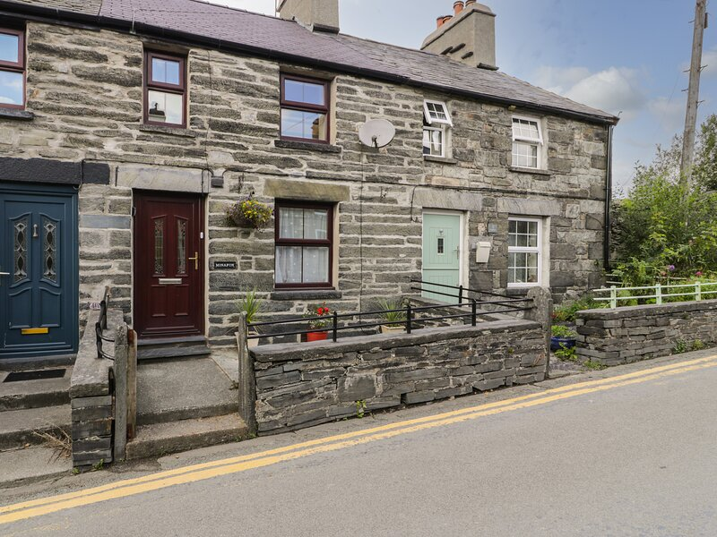 Minafon, Penmachno, vacation rental in Dolwyddelan