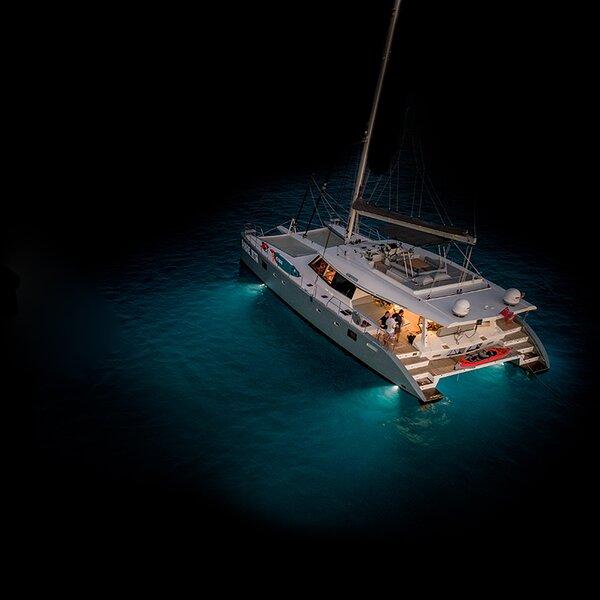 Dolcevitacat | Christmas & New Year Luxury Catamaran in San Blas All Inclusive, vacation rental in El Porvenir