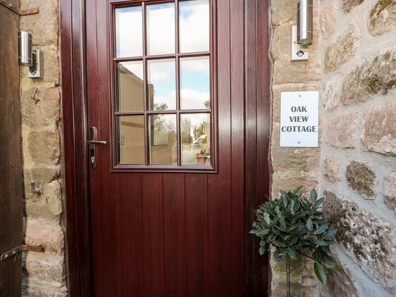 Oak View Cottage, Spofforth, holiday rental in Tockwith