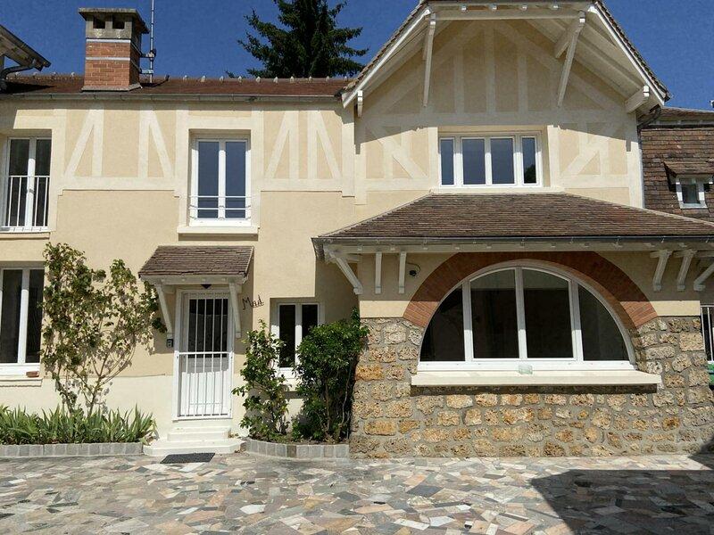 La maison de Mad, holiday rental in La Boissiere-Ecole
