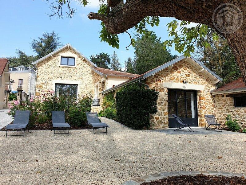 La maison de Jen, holiday rental in La Boissiere-Ecole