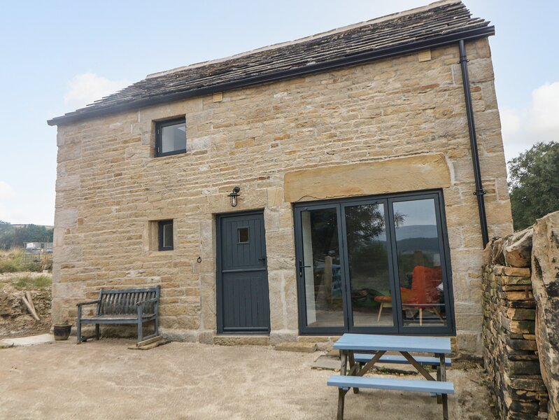 The Barn, Holme, Yorkshire, holiday rental in Diggle