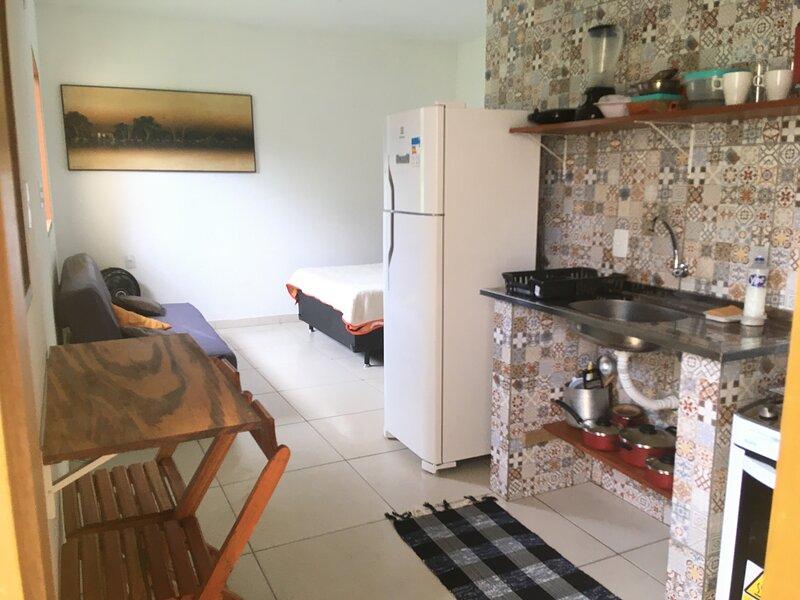 Paraty - 400 metros da  Praia do Jabaquara, aluguéis de temporada em Jabaquara