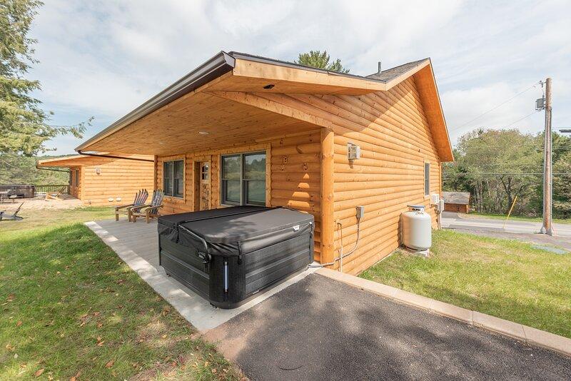 Base Camp, aluguéis de temporada em Friendsville